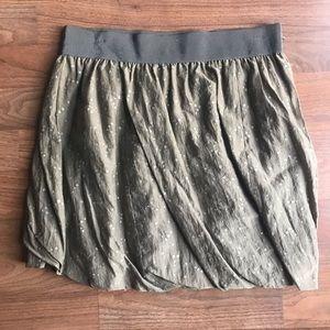 J. Crew Bubble Skirt